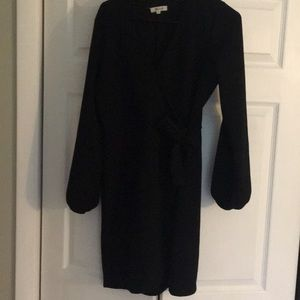 Madewell Faux Wrap Dress